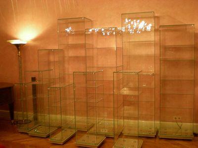 Vitrinas especialistas en cristal pegado uva laser - Vitrinas pequenas ...